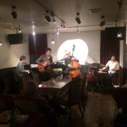 桐生市で演奏しているフュージョンバンド